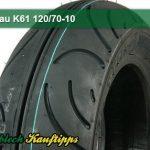 Reifen – HEIDENAU K61 120/70-10 54M