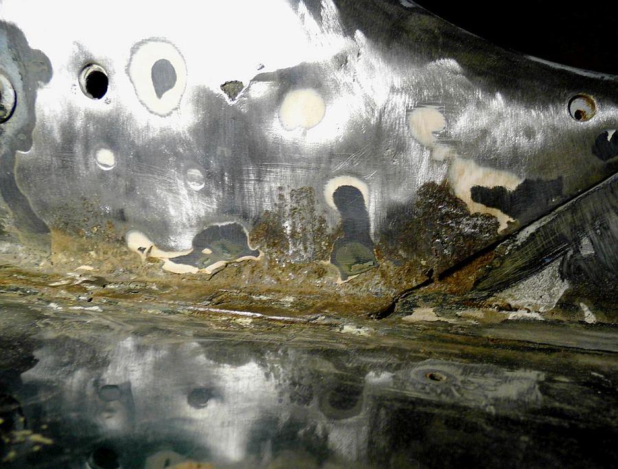 Gemütlich Rahmen Rost Reparatur Galerie - Bilderrahmen Ideen ...