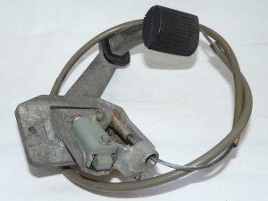 Bild 12: Bremspedal für Vespa PX Modelle. (Foto: Wespenblech Archiv)