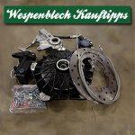 Vespa Scheibenbremse GRIMECA Classic NT Ø 20 mm schwarz