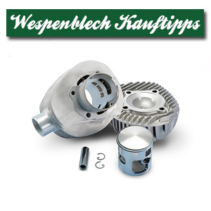 Zylinderkit Polini 210 Aluminium / Vespa PX 200