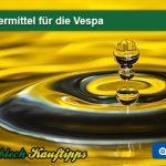 Schmiermittel Kauftipps für die Vespa