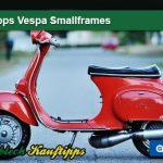 Kauftipps Vespa Smallframes