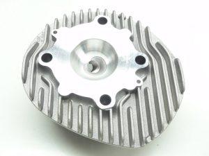 Zylinderkopf, Brennraum, Quetschfläche, Polini 210 Alu, Polini