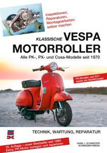 Schneider, Vespa, Motorroller