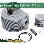 Kauftipps Largeframe Zylinder 125ccm