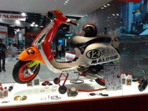 Eicma Motorradmesse 2017, Malossi,