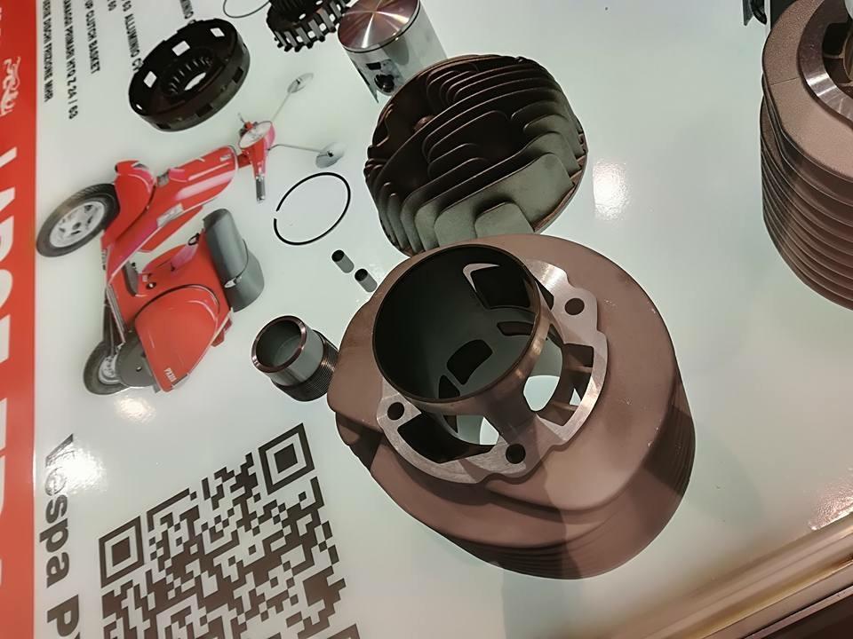 Malossi MHR 177 – Zylinder für Smallblock-Largeframes