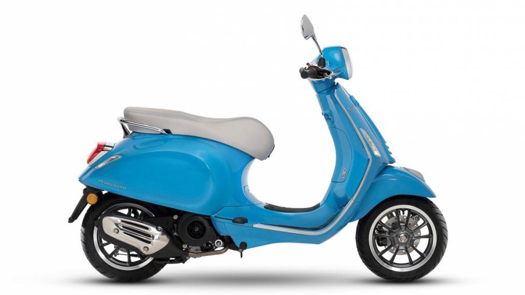 Eicma Motorradmesse 2017, Piaggio Vespa Primavery 50th Anniversary 1968-2018