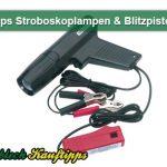 Werkzeug Kauftipps Stroboskoplampe, Blitzpistole