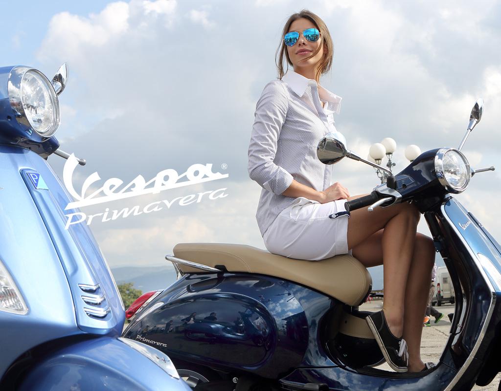Motorroller, Piaggio, Vespa, Primavera