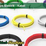 Kauftipps Elektrik – Kabel & Zubehör