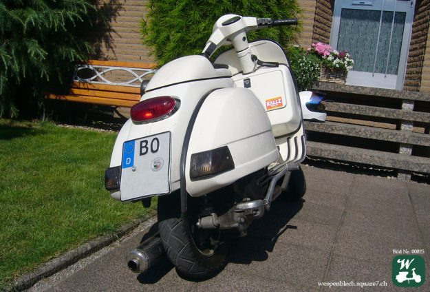 Wespenblech Infos April 2018, Vespa, PX, 125, Bochum, Recklinghausen.