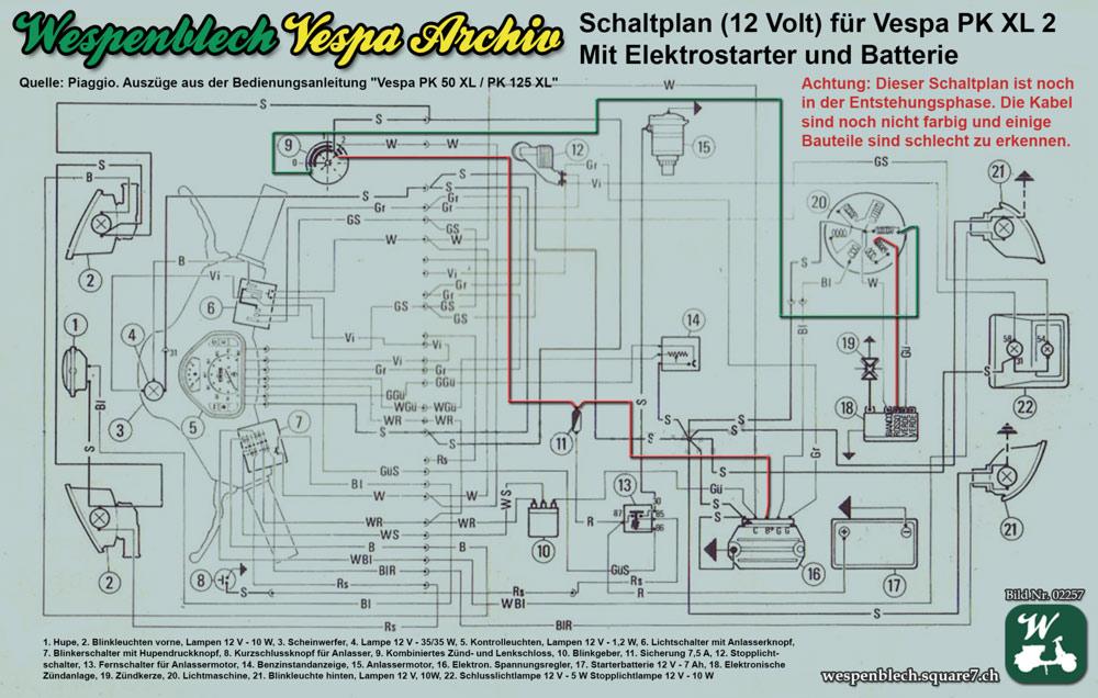 wespenblech archiv info blog f r klassische vespa. Black Bedroom Furniture Sets. Home Design Ideas
