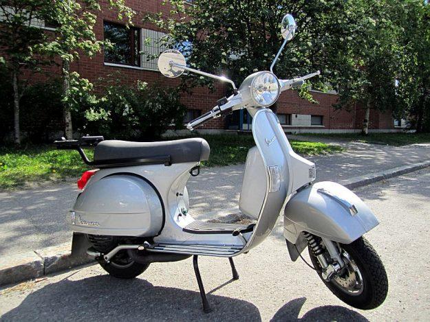 Vespa PX200E MY.